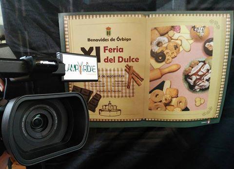 Carteles Feria del Dulce