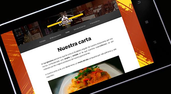 Logotipo, web y tarjetas