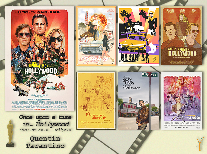 Once upon a time in... Hollywood - Érase una vez en Hollywood